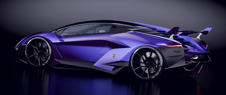 Lamborghini Concept ca...