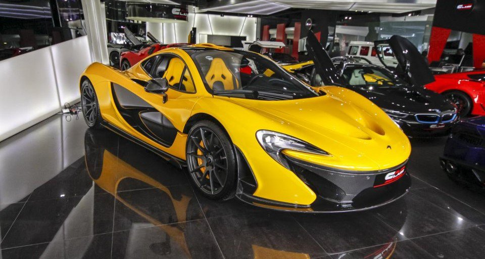 For Sale : McLaren P1