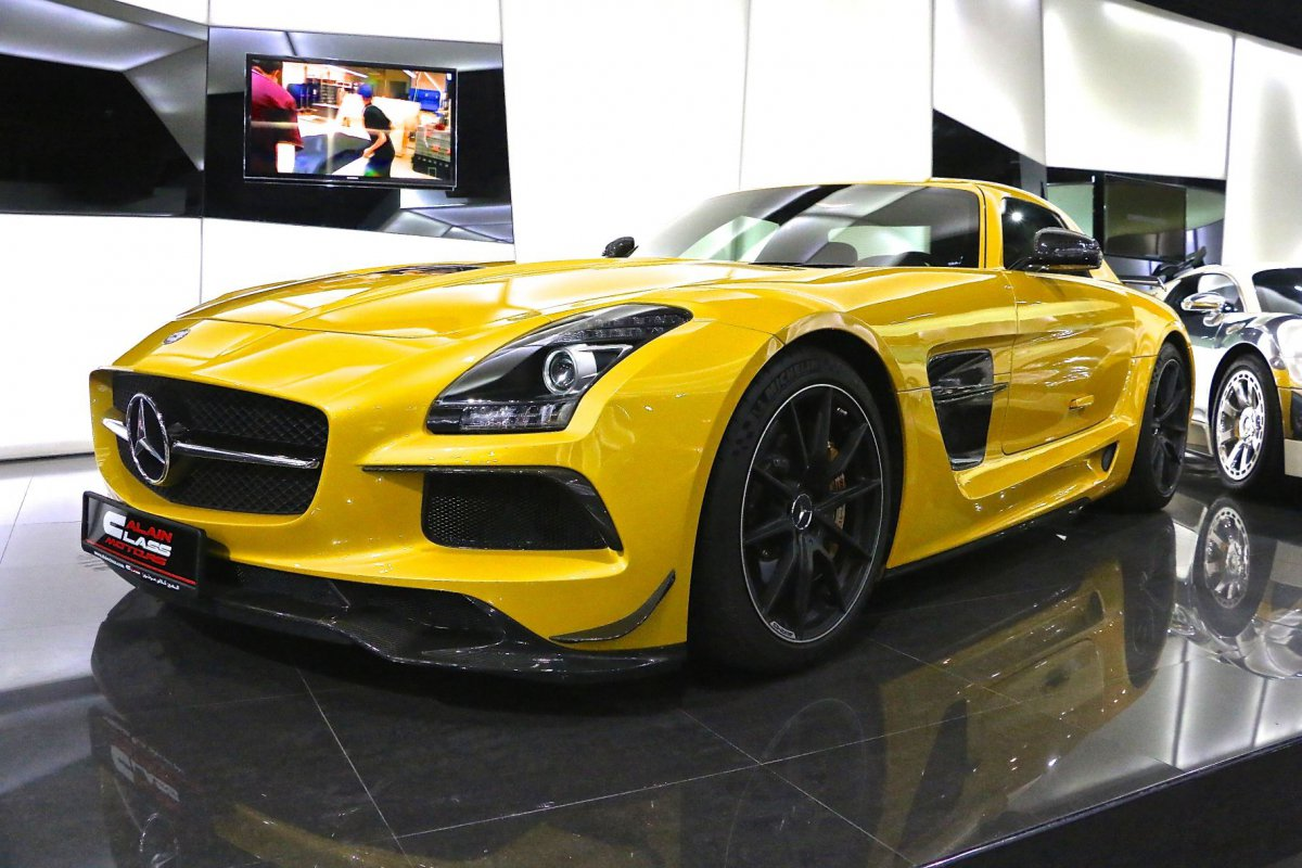 For sale mercedes benz sls amg black series hypercars for 2015 mercedes benz sls amg for sale