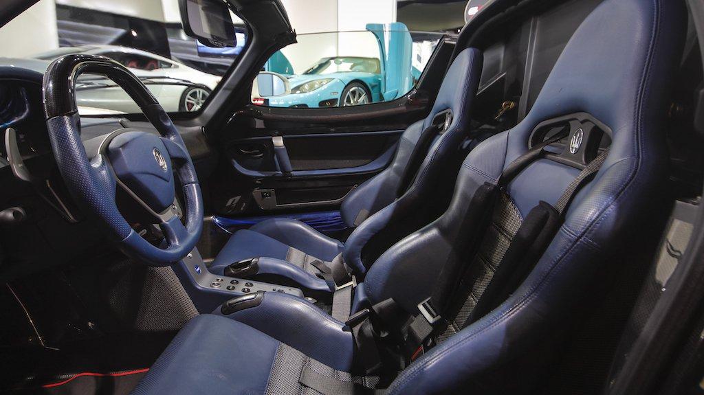 For sale : Maserati MC 12