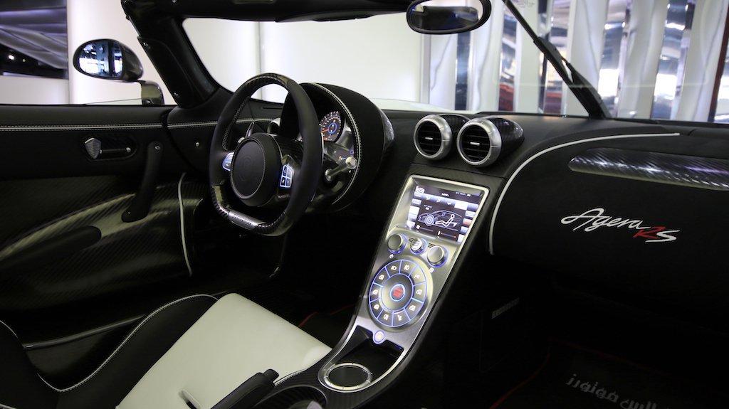 For sale : Koenigsegg Agera RS - Al Ain Class Motors -