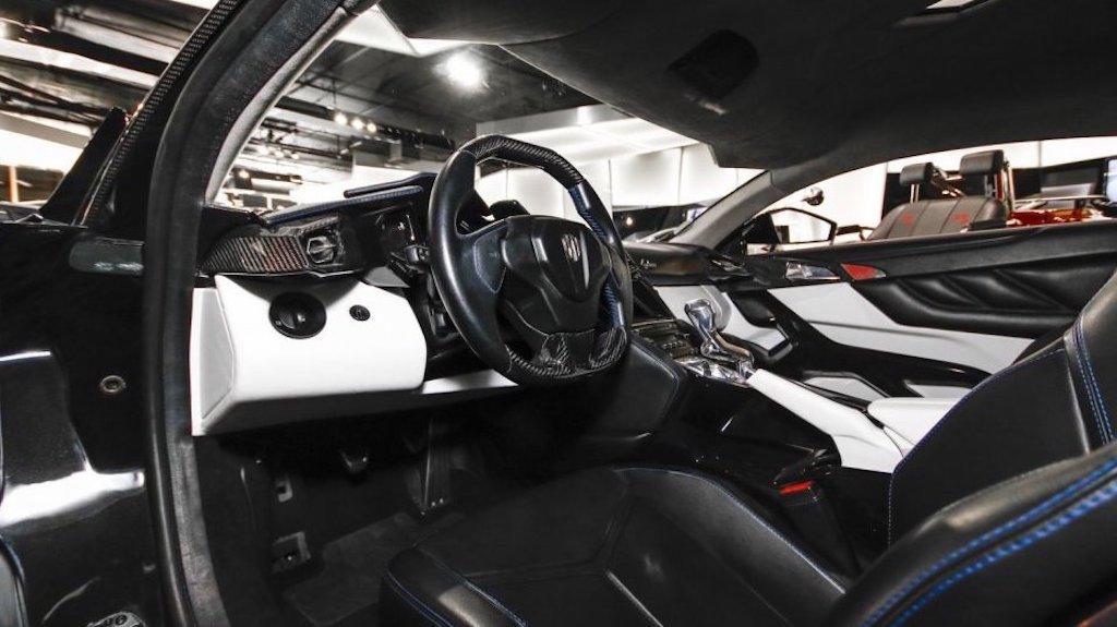 For Sale : W MOTORS Lykan HyperSport - 2015
