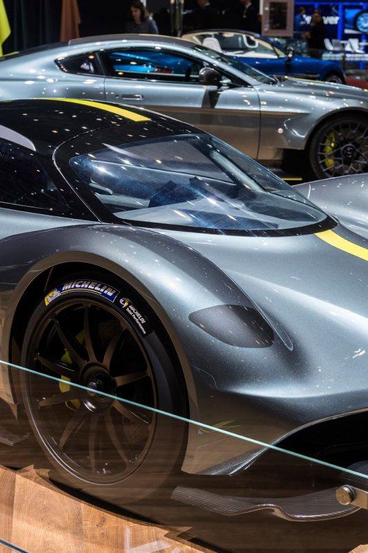 L'Aston Martin Red Bull a désormais un nom : Valkyrie
