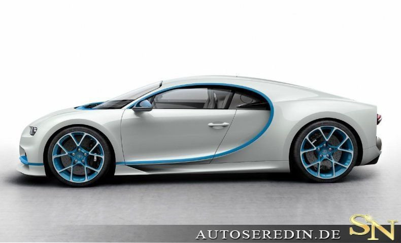 For sale : Bugatti Chiron