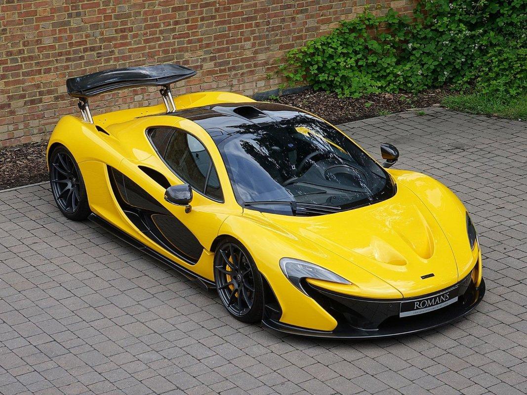 McLaren P1 for sale