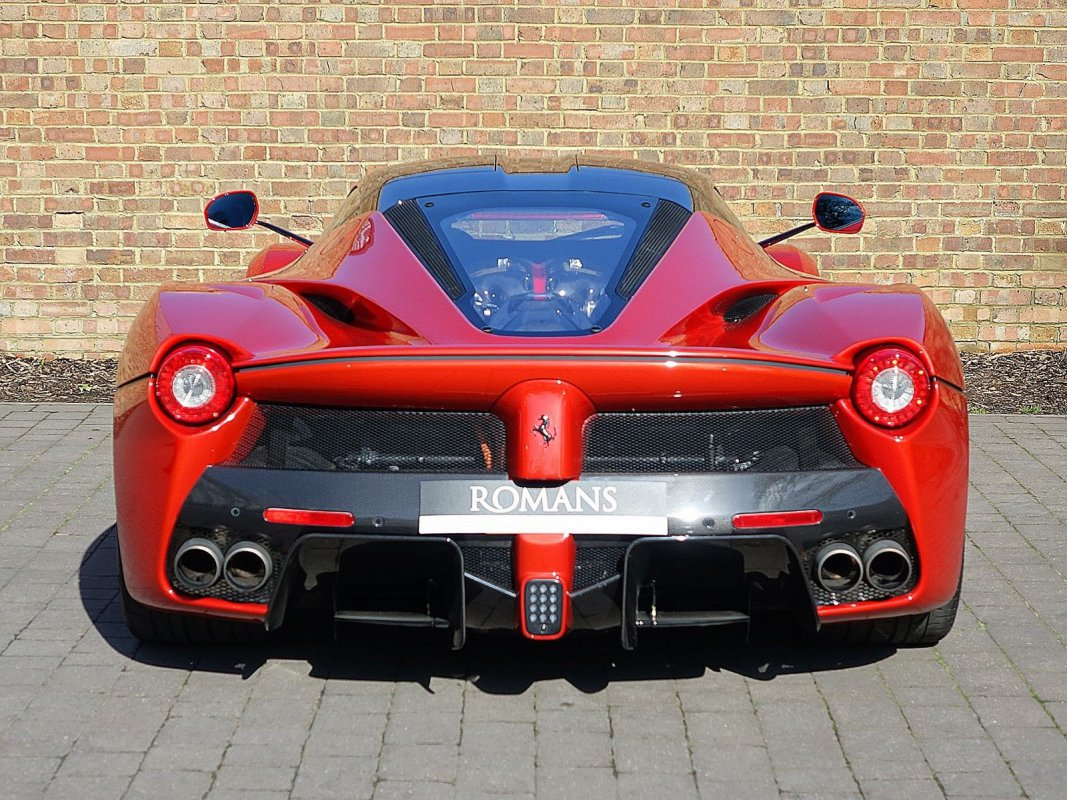 2015 Ferrari LaFerrari for sale