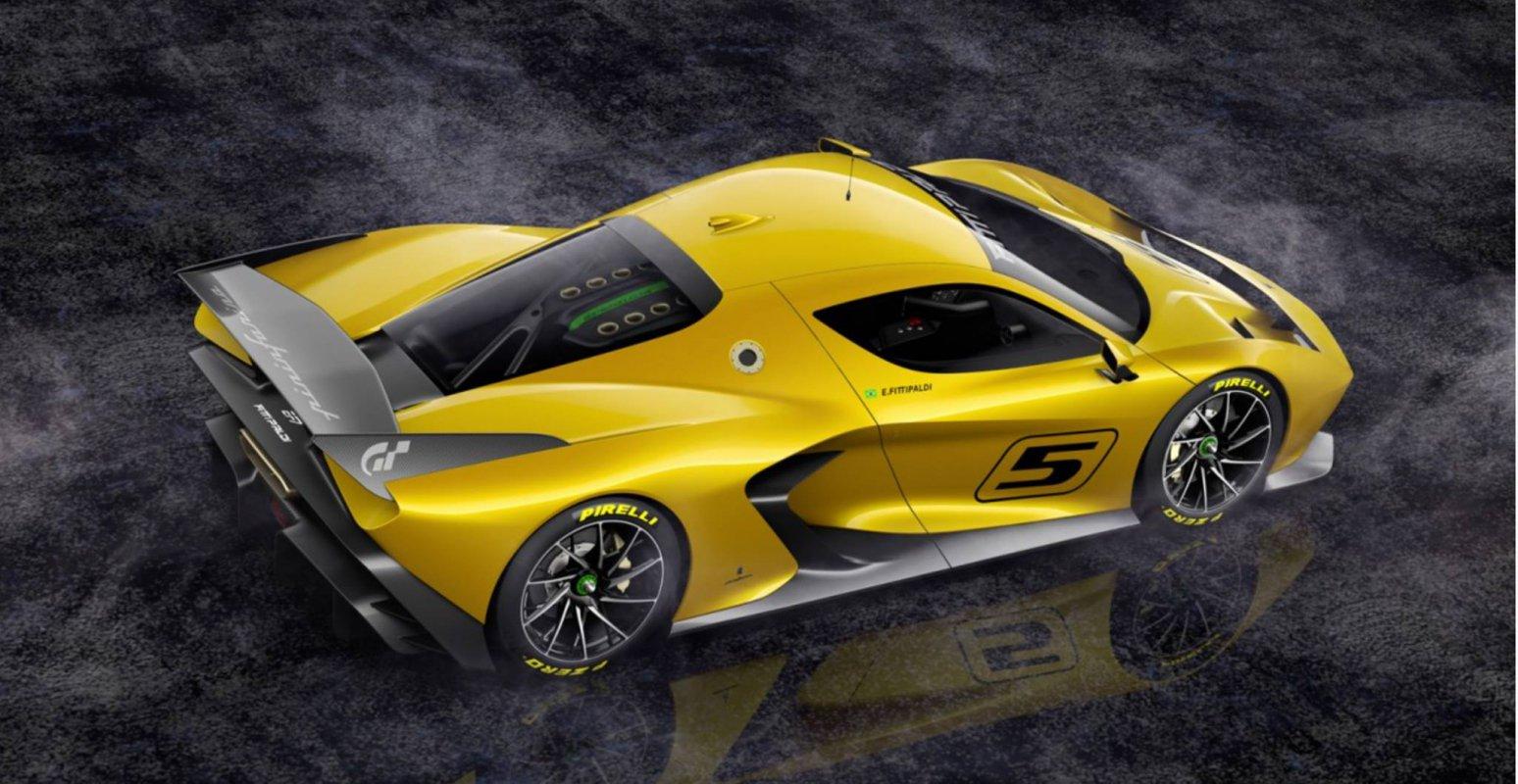 Fittipaldi EF7 : une hypercar conçue par Pininfarina qui arrive bientôt