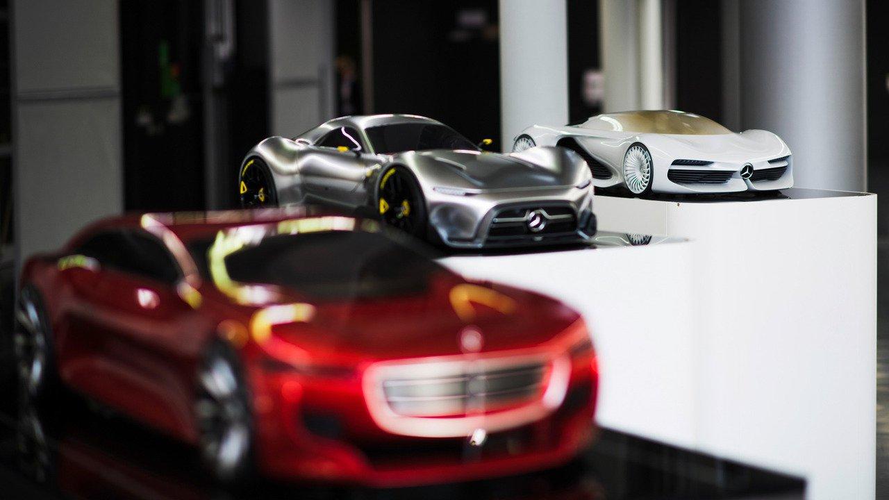 Mercedes-AMG Project One : près de 2,3 millions d'euros HT !