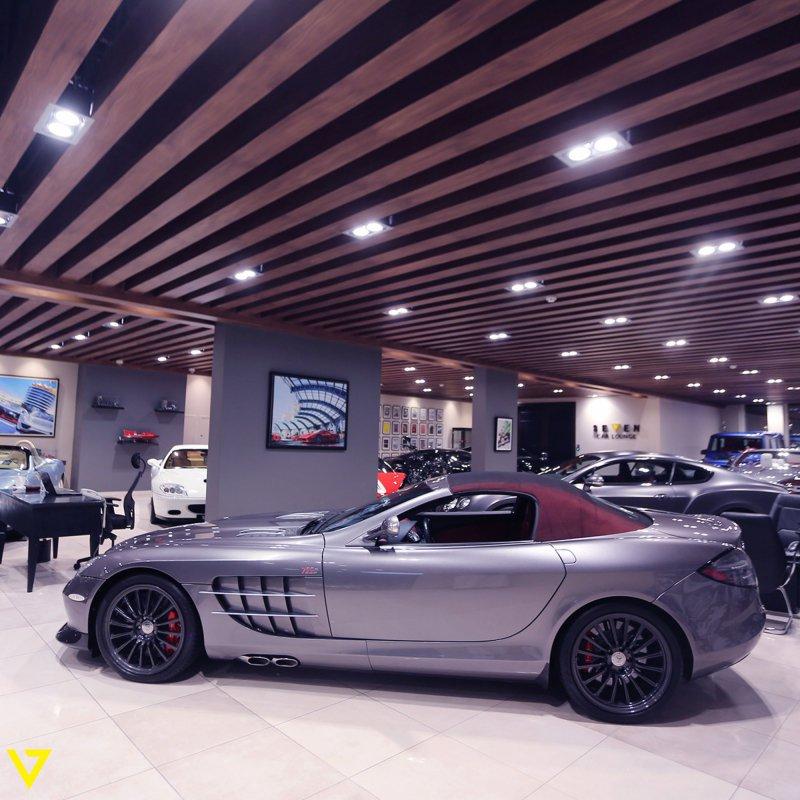Mercedes SLR McLaren 722 S for sale