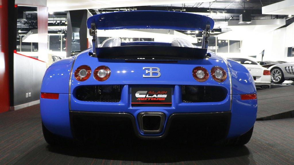 For sale : Bugatti Veyron 16.4