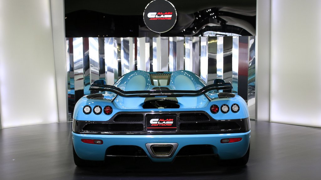 Koenigsegg CCXR Edition Special One - SOLD
