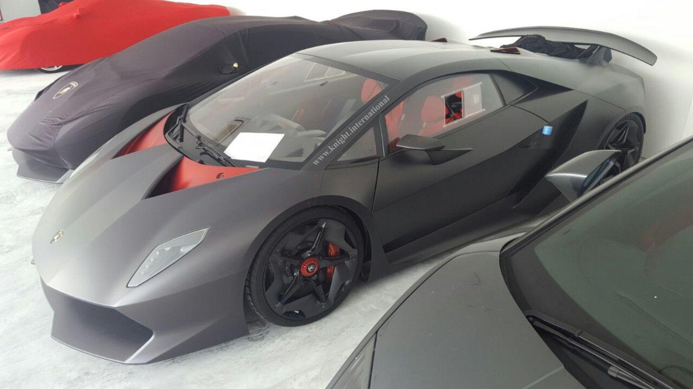 2011 Lamborghini Sesto Elemento for sale