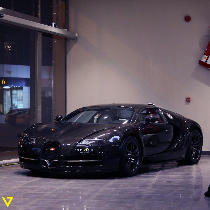 Bugatti Veyron Mansory Linea Vincero - for sale