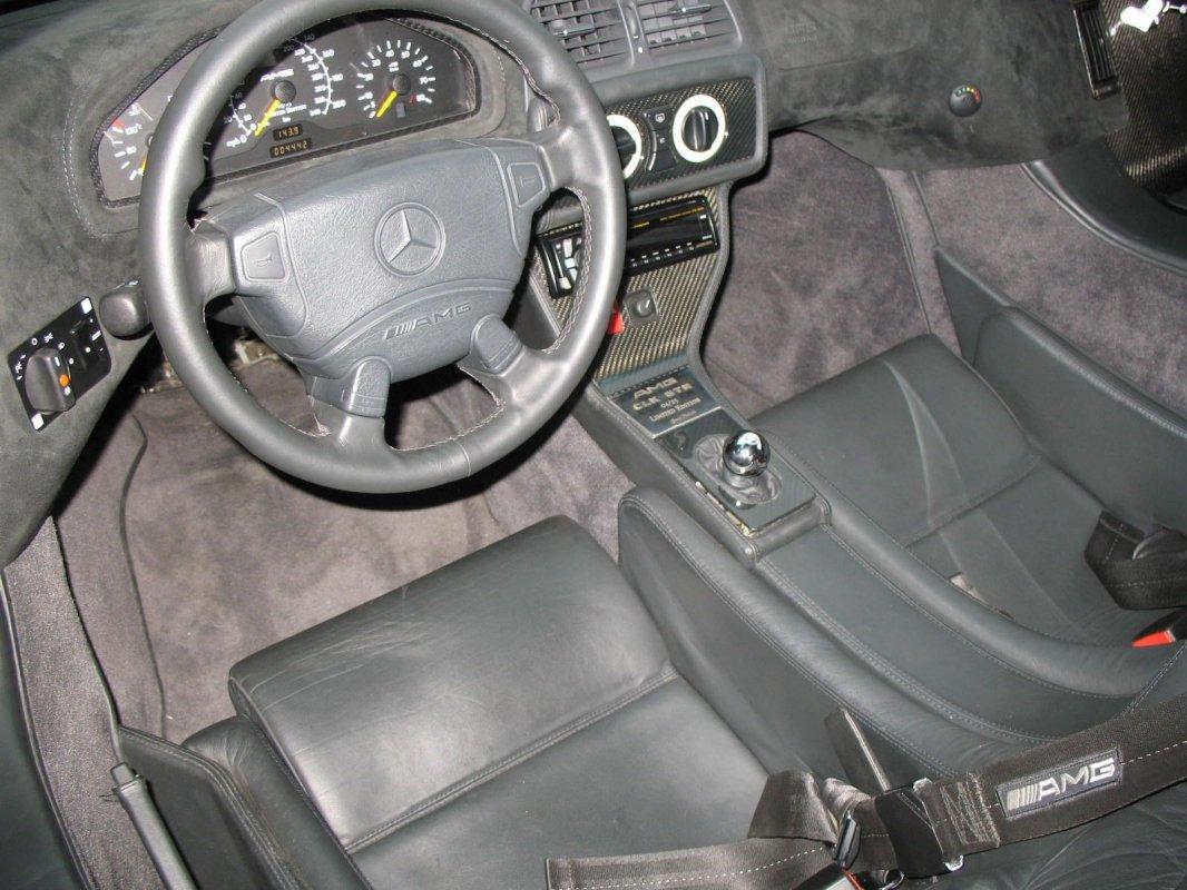 For sale : Mercedes-Benz CLK GTR