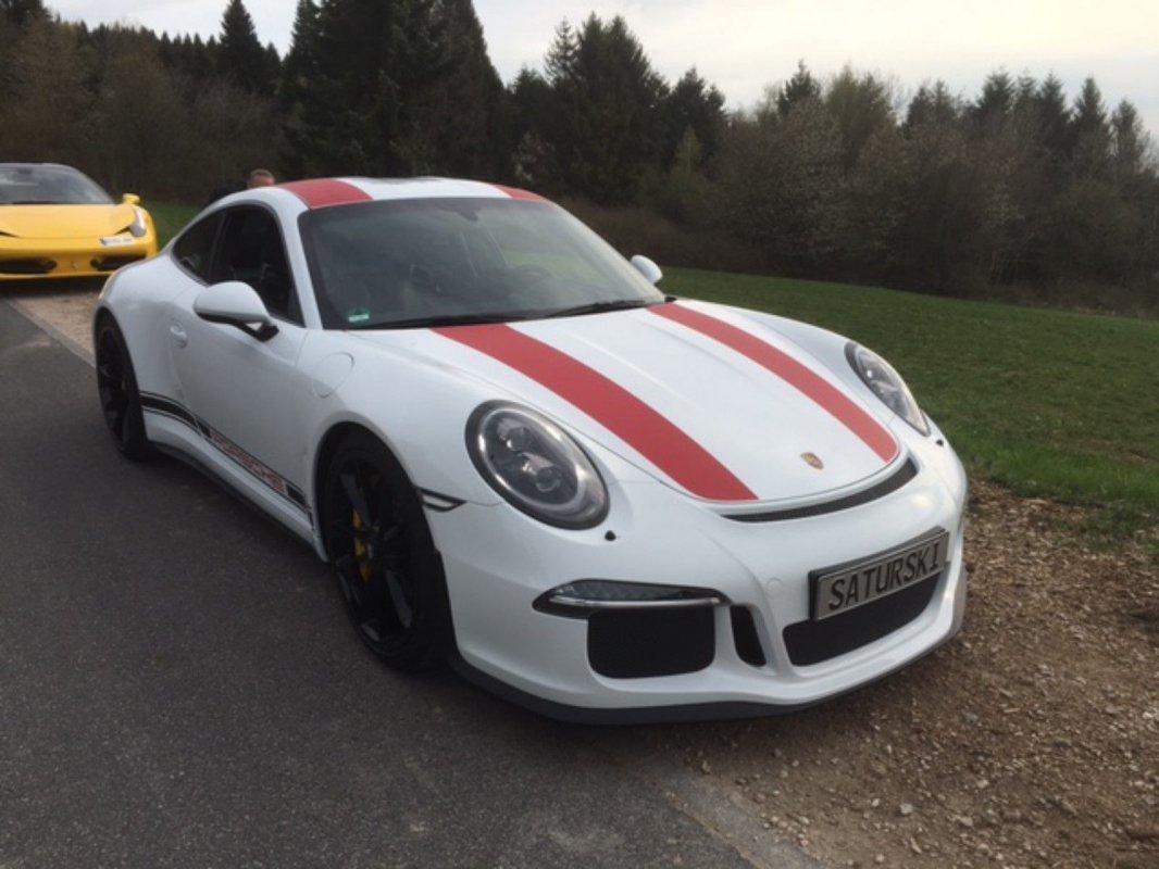 Porsche 911 R for sale
