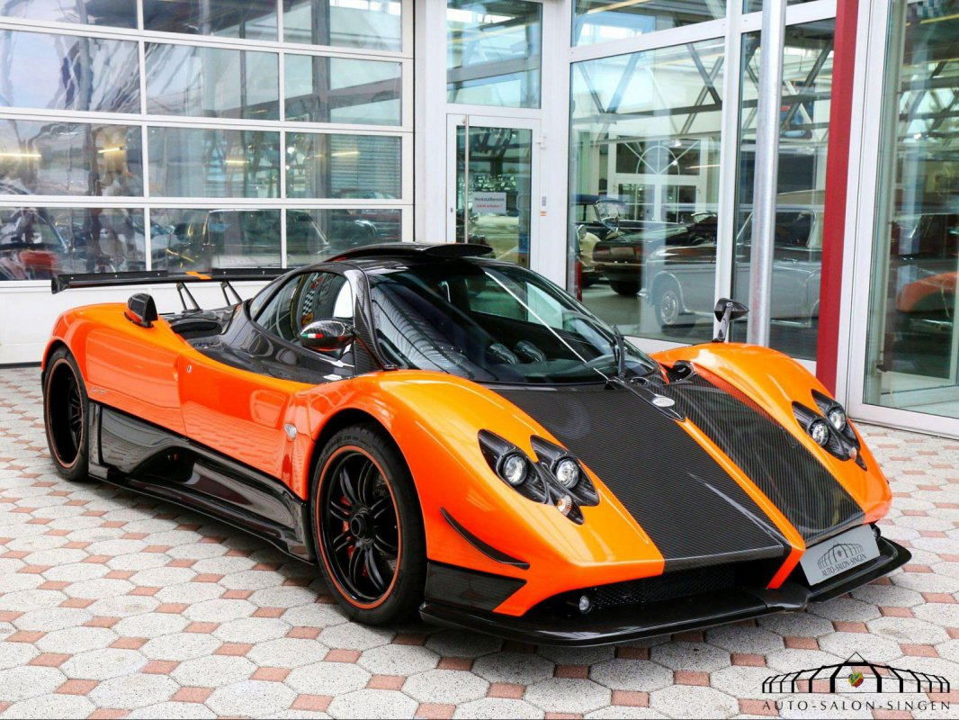Pagani Zonda Cinque 3 of 5 - For sale