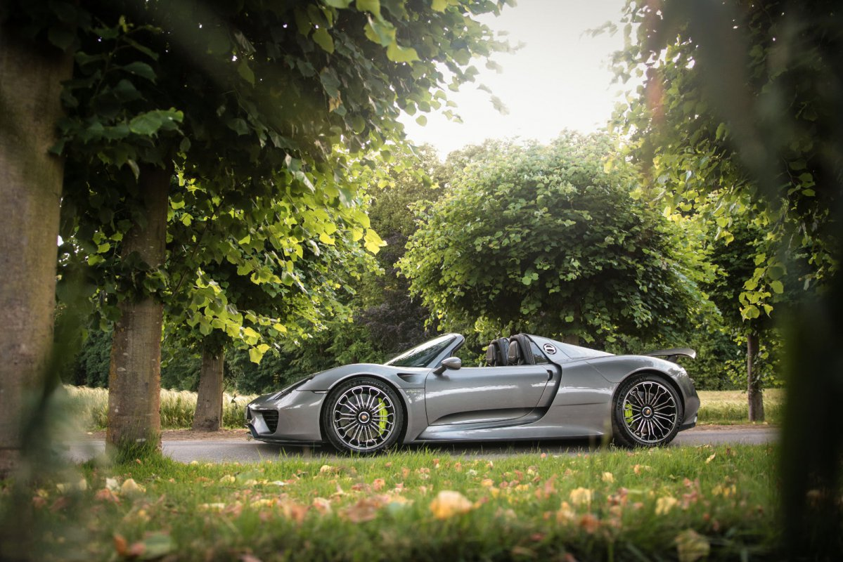 Porsche 918 Spyder -  for sale