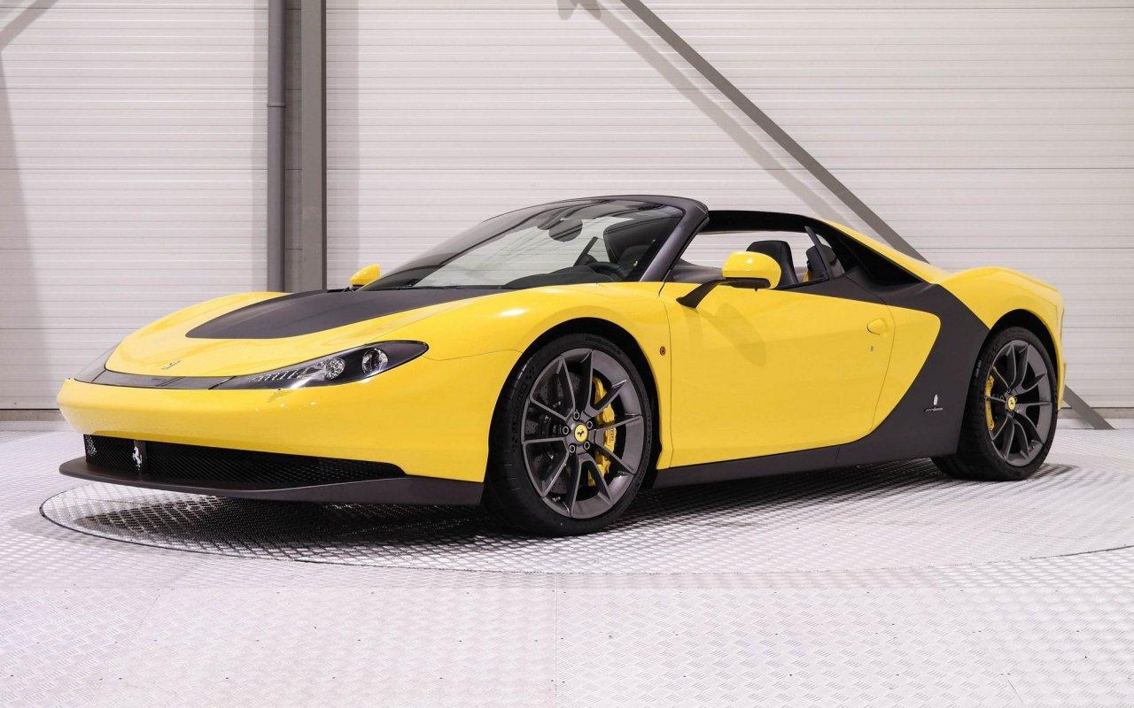 Ferrari Pininfarina Sergio - for sale