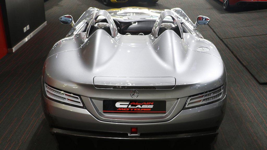 MERCEDES-BENZ SLR McLaren Stirling Moss - For sale