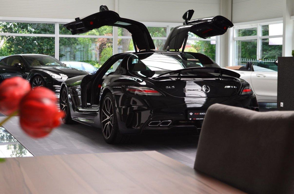 "Mercedes-Benz SLS AMG ""Black Series"" for sale"