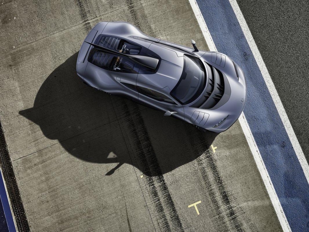 L'hypercar Mercedes-AMG : Mercedes-AMG Project ONE