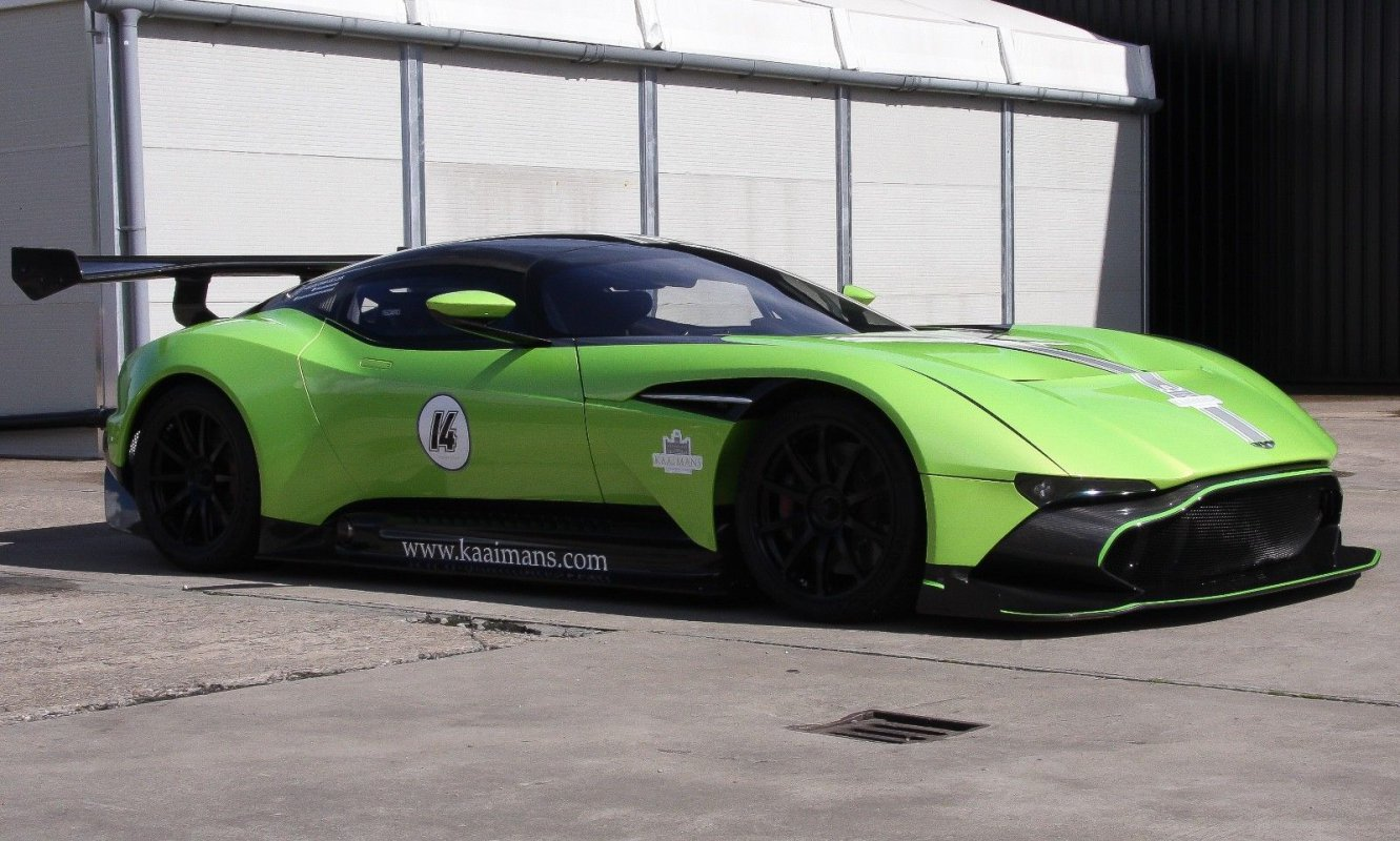 For sale : Aston Martin VULCAN