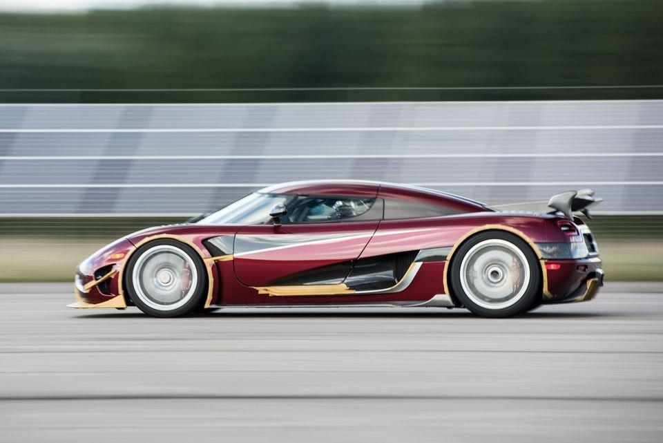 Koenigsegg humilie Bugatti au 0-400-0 km/h