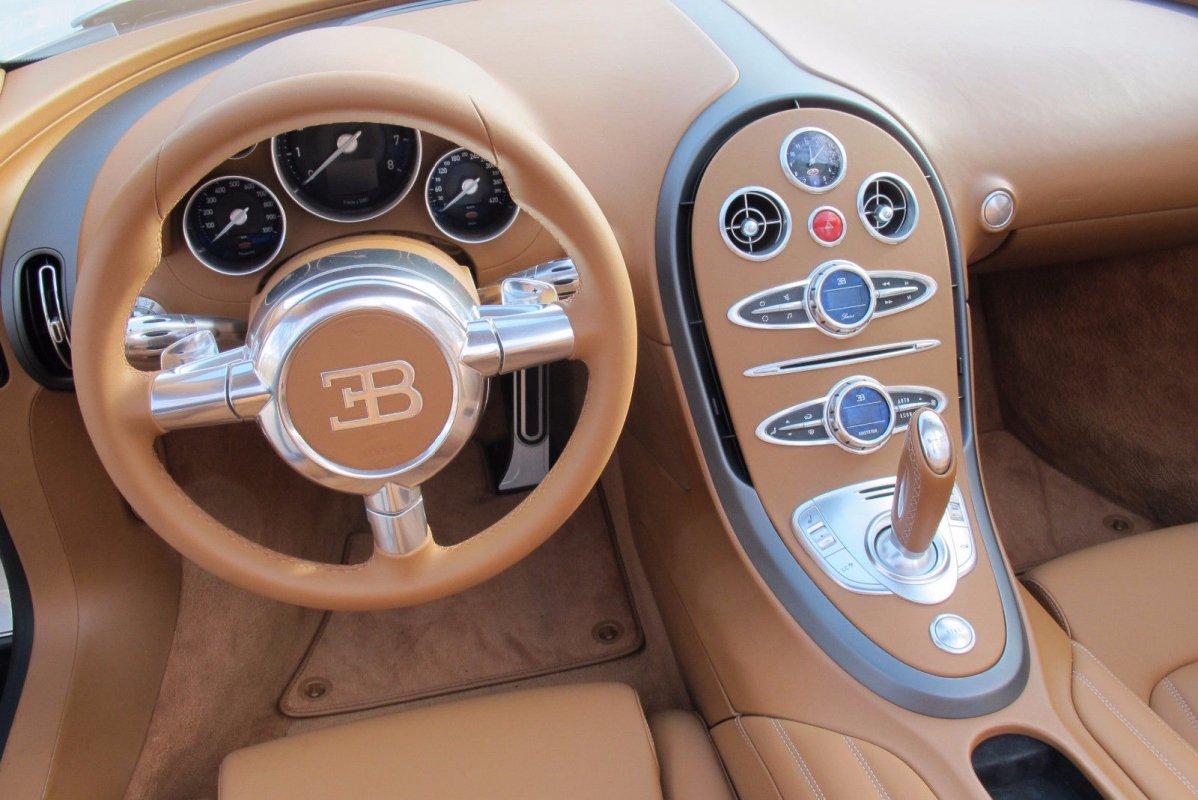 For sale : Bugatti Veyron Grand Sport