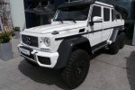 For Sale : Mercedes G63 AMG 6×6 by Duda-Cars S.A.