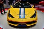 Mondial de l'Automobile 2014 : Ferrari 458 Speciale A.