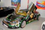 Supergarage Marbella : Spyker C8 Spyder.