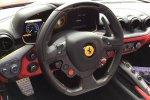 Ferrari SP America : unique aussi.