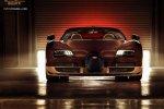 Bugatti Veyron Grand Sport Vitesse Rembrandt Bugatti by Pepper Yandell Photography.