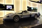 "Al Ain Class Motors : Maserati MC12 ""Dark Blue""."