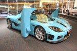 Al Ain Class Motors : Koenigsegg CCXR Edition Special One.