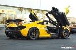 Volcano Yellow McLaren P1 Chassis No.204.