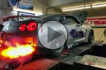 +2,000 hp Nissan GT-R On The Dyno