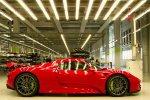 L'hypnotisante ligne d'assemblage de la Porsche 918 Spyder