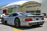 For Sale : Mercedes-Benz CLK GTR.