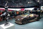 Salon de Genève 2014 : Bugatti Veyron 16.4 Légendes Rembrandt.