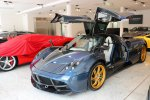 "For sale : Pagani Huayra ""3 Colore"" Edition - SEMCO"