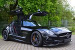 """A vendre : Mercedes SLS AMG """"Black Series"""""""