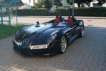 "A vendre : Mercedes-Benz SLR Stirling Moss ""Pure Black"""