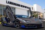 La première Lamborghini Centenario à atterrir sur le sol américain.