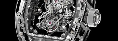 Richard Mille Tourbillon RM 56-02 Saphir