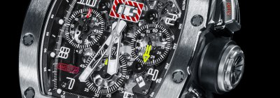 Richard Mille - RM 011 Titanium Strap
