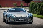 Spotted : Aston Martin One-77 by Stouf_V6.